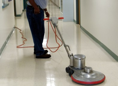Floor Cleaning Services | G & L Building Services, Inc.