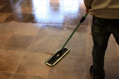 Grout and Tile Cleaning Services | G & L Building Services, Inc.
